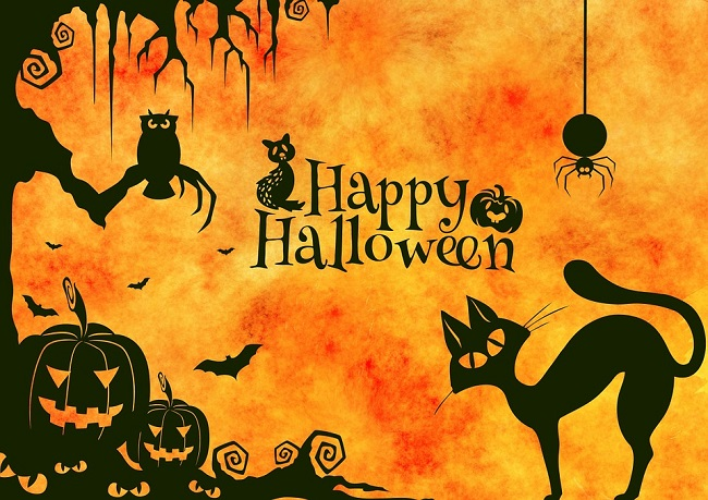 Happy Halloween Wishes Images