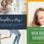 Happy National Daughter's Day Wishes 2021