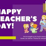 Happy National Teachers Day Wishes Messages Images 2021